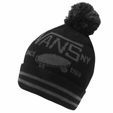 Vans Mens PtchPm Beanie Hat Cap Knitted Winter Headwear Accessories