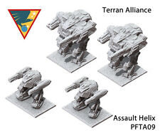 Spartan Games BNIB Planetfall: Terran Alliance Assault Helix PFTA09