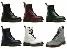 Dr Martens Unisex 1460 Classic 8 Up Smooth Leather Ankle Doc DMC Boots