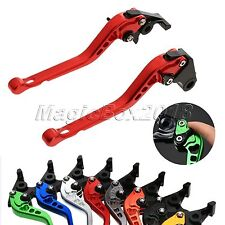CNC 3D Long Brake Clutch Levers for Motorcycle Honda ST1300 2008-2012 2009 2010