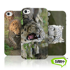 Leopard Case For Apple iPhone 4 Big Cat/ Animal Protective Phone Cover