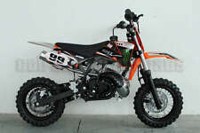 NEW AUTOMATIC MOTOR DIRT BIKE 50SX PEEWEE 50 50cc MOTORBIKE KTM REPLICA SDB50SX