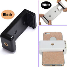 Hot Universal Mobile Cell Phone Clip Bracket Holder for Tripod/Monopod Stand