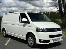 2013 '63' VW TRANSPORTER T5.1 HIGHLINE 2.0 TDI 140 PS 6 SPEED LWB T30 SPORTLINE