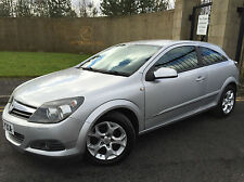 2005 05 VAUXHALL ASTRA 1.7 CDTi 16v SXI ( 100ps ) SPORT 3 DOOR HATCH COUPE