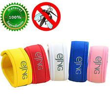 Natural Mosquito Repellent Bracelet Insect Protection Control Wrist Band Camping