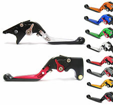 Folding Extendable Brake Clutch Levers for Suzuki GSR600 GSR750 TL1000S SFV650