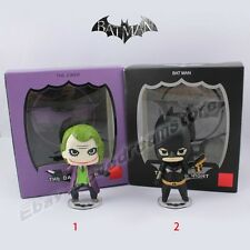 "Pop! Hero The Dark Knight Joker/Batman 8cm/3.2"" PVC Figure New No Box & In Box"