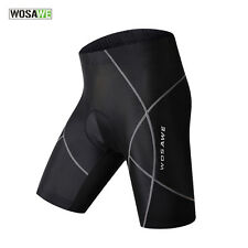 Mens Bike Shorts Bicycle Cycling Outdoor Riding Gel Padded Tights Size S-XXL
