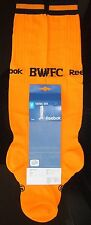 BOLTON WANDERERS REEBOK 2010 - 2011 GOALY SOCKS IN UK ADULT SIZES 8-10 & 10-12