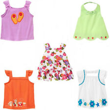 Gymboree Baby Girl Top Spring Summer NWT Retail Store 3 6 12 18 2T 5T