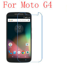 1x 2x Lot Clear/Anti-Glare Matte Screen Protector Film Guard Shield For Moto G4
