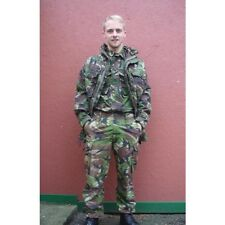 Camouflage DPM Uniform Complete Set HOODED Smock/Shirt/Trousers British Army