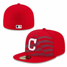 New Era Cleveland Indians Fitted Hat - MLB