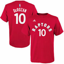 DeMar DeRozan Outerstuff Toronto Raptors T-Shirt - NBA