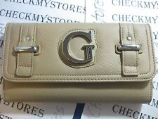 NEW NWT Guess KRISTIN  Designer Wallet Clutch 14GF-032