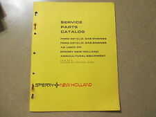 Ford New Holland 361 391 CID gas engine parts manual