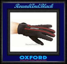 OXFORD CHILLOUT INNER GLOVES THERMAL WINDPROOF WATER RESISTANT MOTORCYCLE BASE