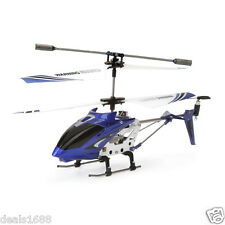 Syma S107G 3.5CH Mini RC Helicopter Remote Control Gyro Genuine LED Toy 3 Colors