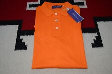 Ralph Lauren Purple Label Made in Italy 100% Cotton Mesh Polo Shirt