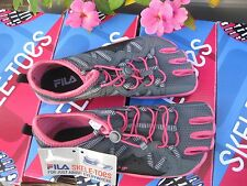 NIB NEW Fila Fila Skele-Toes Bay Runner Runner   Running /CASUAL ATHLETIC SHOES
