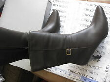 NIB $180 Rockport K71617 Women's Comfort Craving Plain High Boot Leather Boots