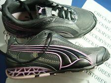 NEW PUMA CELL CERANO M WOMEN'S by PUMA SZ 6.5 DRK GREY PINK