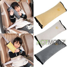 Children Safety Strap Car Seat Belts Pillow Pad Head Protect Shoulder Protection