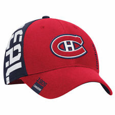 Men's Reebok Red/Navy Montreal Canadiens 2016 NHL Draft Structured Flex Hat