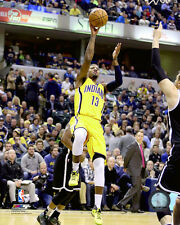 Paul George Indiana Pacers 2015-2016 NBA Action Photo SP106 (Select Size)