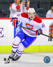 Michael Bournival Montreal Canadiens NHL Action Photo QL152 (Select Size)