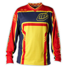 Troy Lee Designs GP Jersey Factory Yellow Downhill Freeride Enduro Size XL