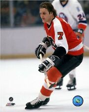 Bill Barber Philadelphia Flyers NHL Action Photo IE123 (Select Size)