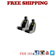 Brand New Batman The Dark Knight 1 2 3 Car Truck Front Low Back Seat Covers