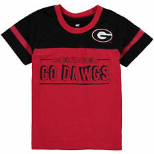 Infant Colosseum Red Georgia Bulldogs Referee T-Shirt - College