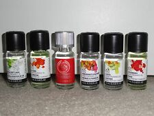 THE BODY SHOP HOME FRAGRANCE OIL (CHOOSE SCENT) 0.3 OZ / 10 ML NEW