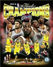 Cleveland Cavaliers 2016 NBA Champions Team Composite Photo TB037 (Select Size)