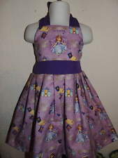 DISNEY SOFIA THE FIRST CUSTOM BOUTIQUE DRESS SIZE 24 MONTHS 2T 3T 4T 5T 5/6