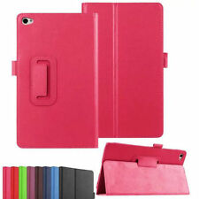 Luxury Book Form PU Leather Folio Case Cover For Huawei M2 Pad Tablet 8.0inch
