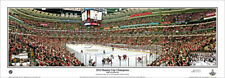 Chicago Blackhawks 2013 Stanley Cup Final Game 1 w/ insert Panoramic Poster 4038