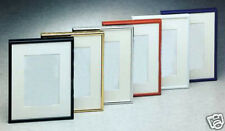 Metal Picture Frame 32 x 50  Oversize Complete