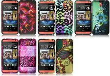Faceplate Protector Hard Case Phone Cover Accessory for HTC Desire 610