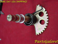 Kick Start Spindle Gear & Shaft 125 125cc 150 150cc GY6 Scooter ATV Buggy Trike