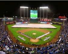Kauffman Stadium Kansas City Royals 2015 World Series Photo SL117 (Select Size)