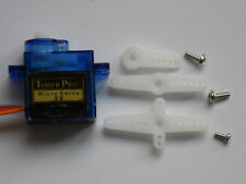 TOWER PRO 9G MICRO SERVOS QUANTTY 4 WITH ACCESSORIES NEW UK BASED SELLER