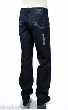 NWT Rock & Republic Mens Relaxed Straight Neil Restraint Blue Jeans 32/34/36/38