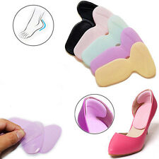 1 Pair Foot Care Protector High Heel Shoe Liner Grip Back Insole Cushion Pad Lot