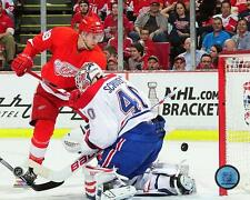 Anthony Mantha Detroit Red Wings First NHL Goal Action Photo SW178 (Select Size)