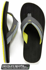 O'Neill Men's Flip Flop ONeill Mens Sandals Psycho Freak Sandals- Grey