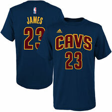 LeBron James Outerstuff Cleveland Cavaliers T-Shirt - NBA